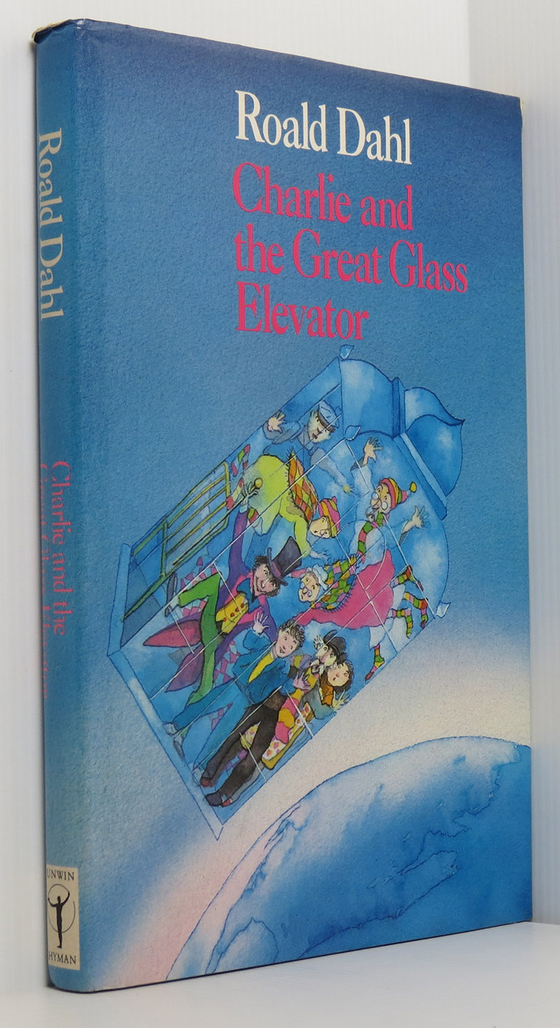 Image for Charlie and the Great Glass Elevator (illustrated by Michael Foreman)