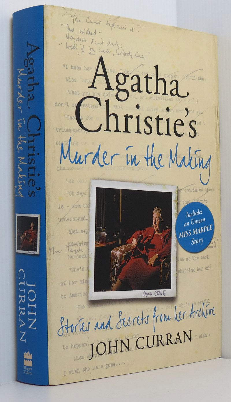 Image for Agatha Christie's Murder in the Making (As new review copy)