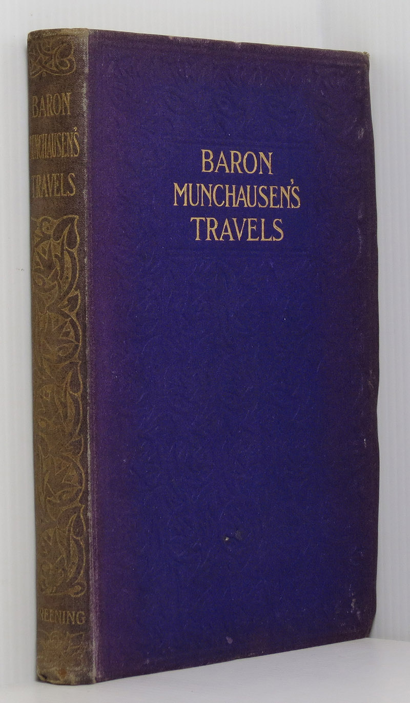 Image for The Travels and Surprising Adventures of Baron Munchausen