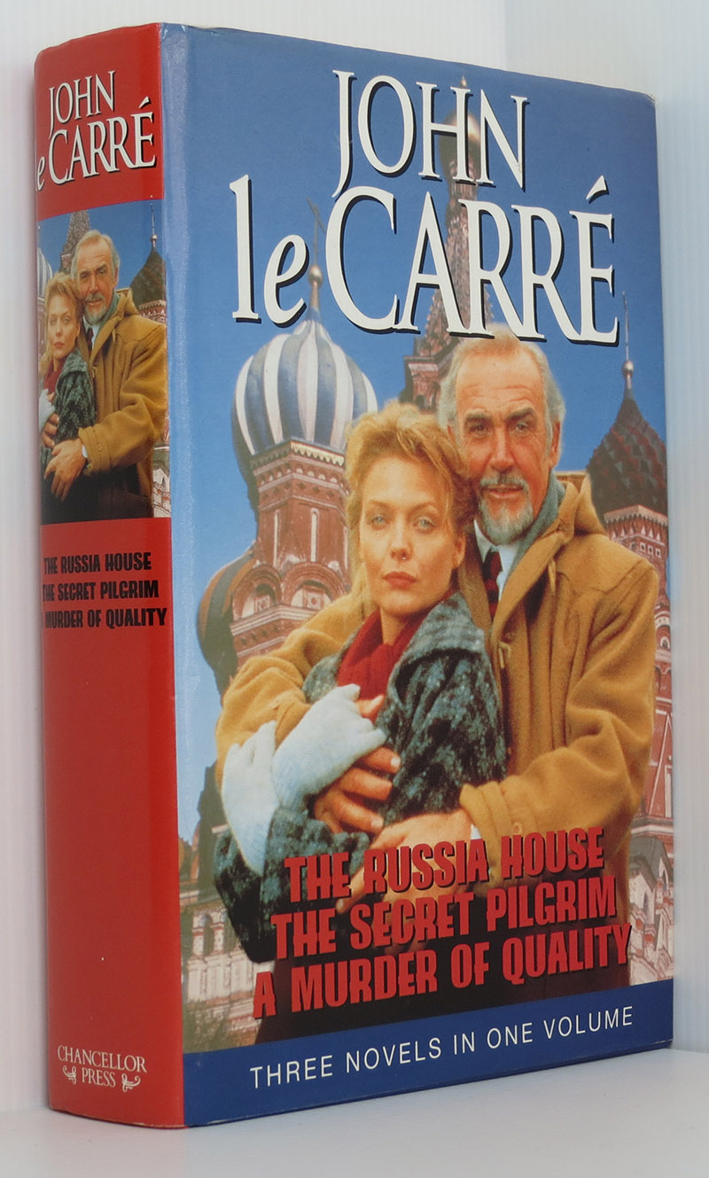 Image for John Le Carre Omnibus: Russia House; Secret Pilgrim; Murder of Quality