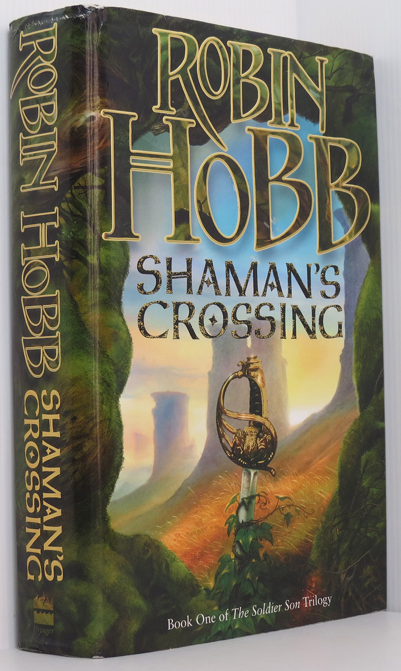Image for Shaman's Crossing: Soldier Son Trilogy Book 1