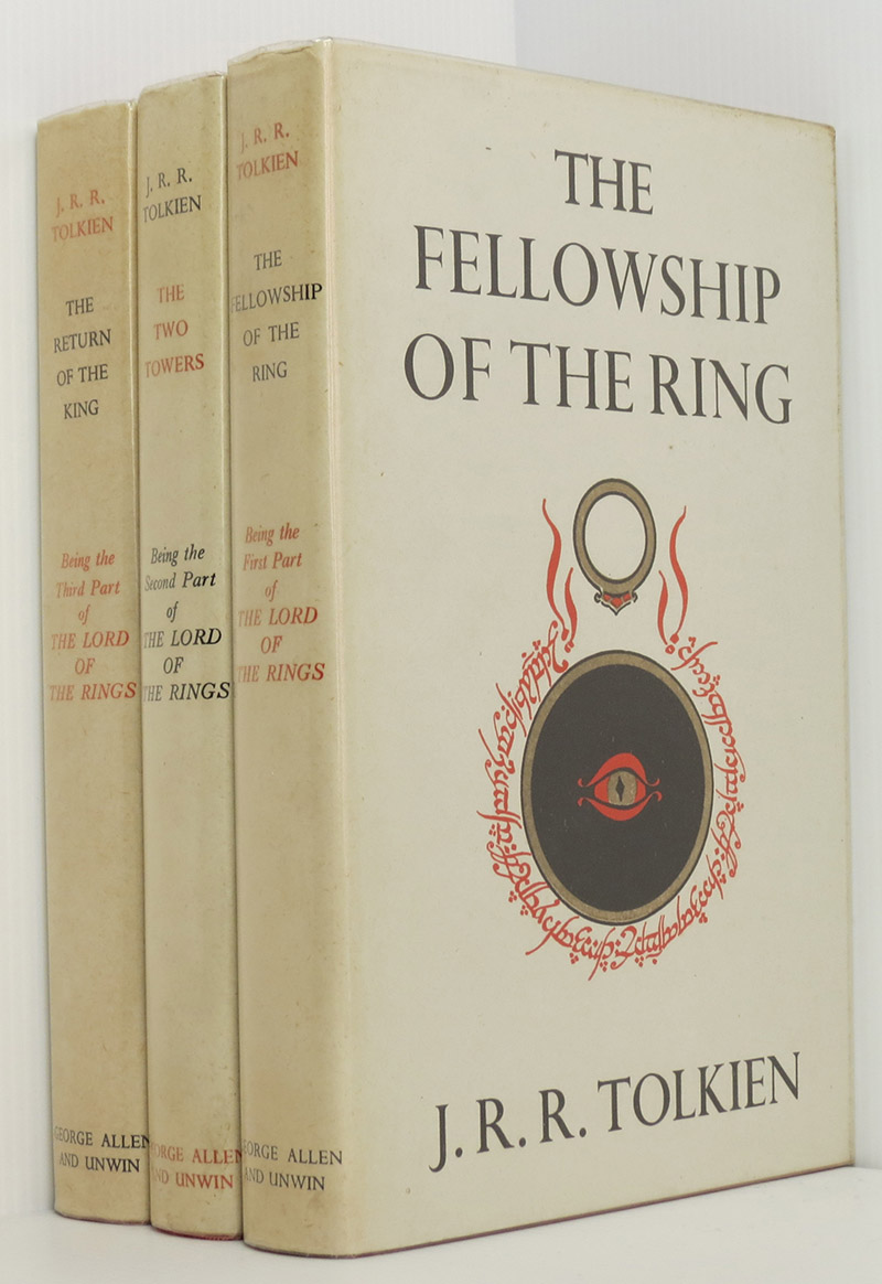 Image for The Lord of the Rings: The Fellowship of the Ring; the Two Towers; the Return of the King (3 vols. Set)