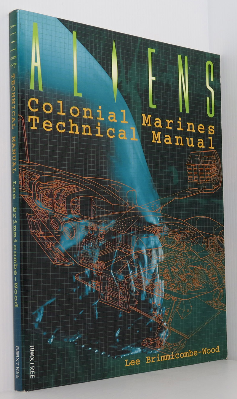 Image for Aliens Colonial Marines Technical Manual