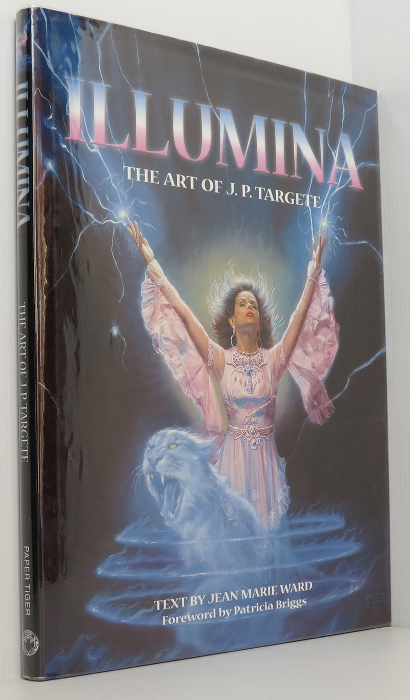 Image for Illumina: The Art of Jean Pierre Targete