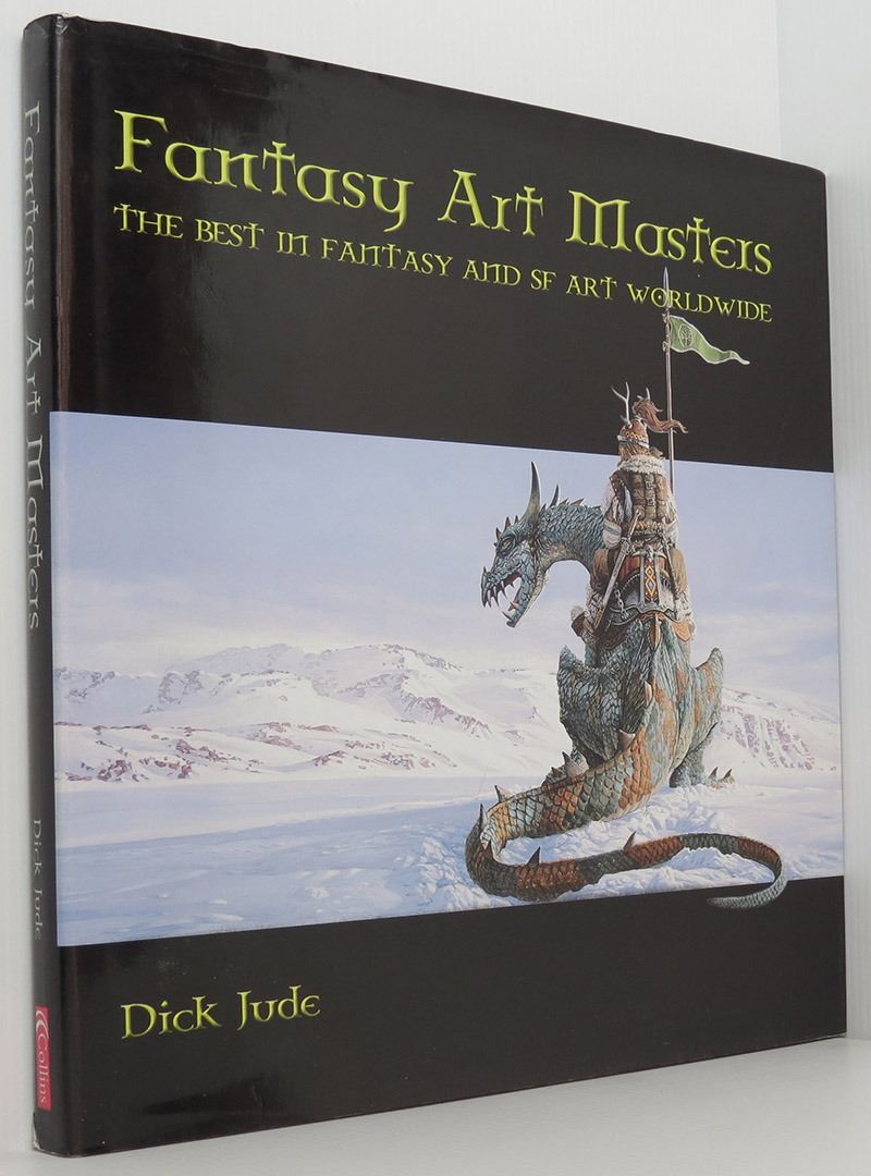 Image for Fantasy Art Masters