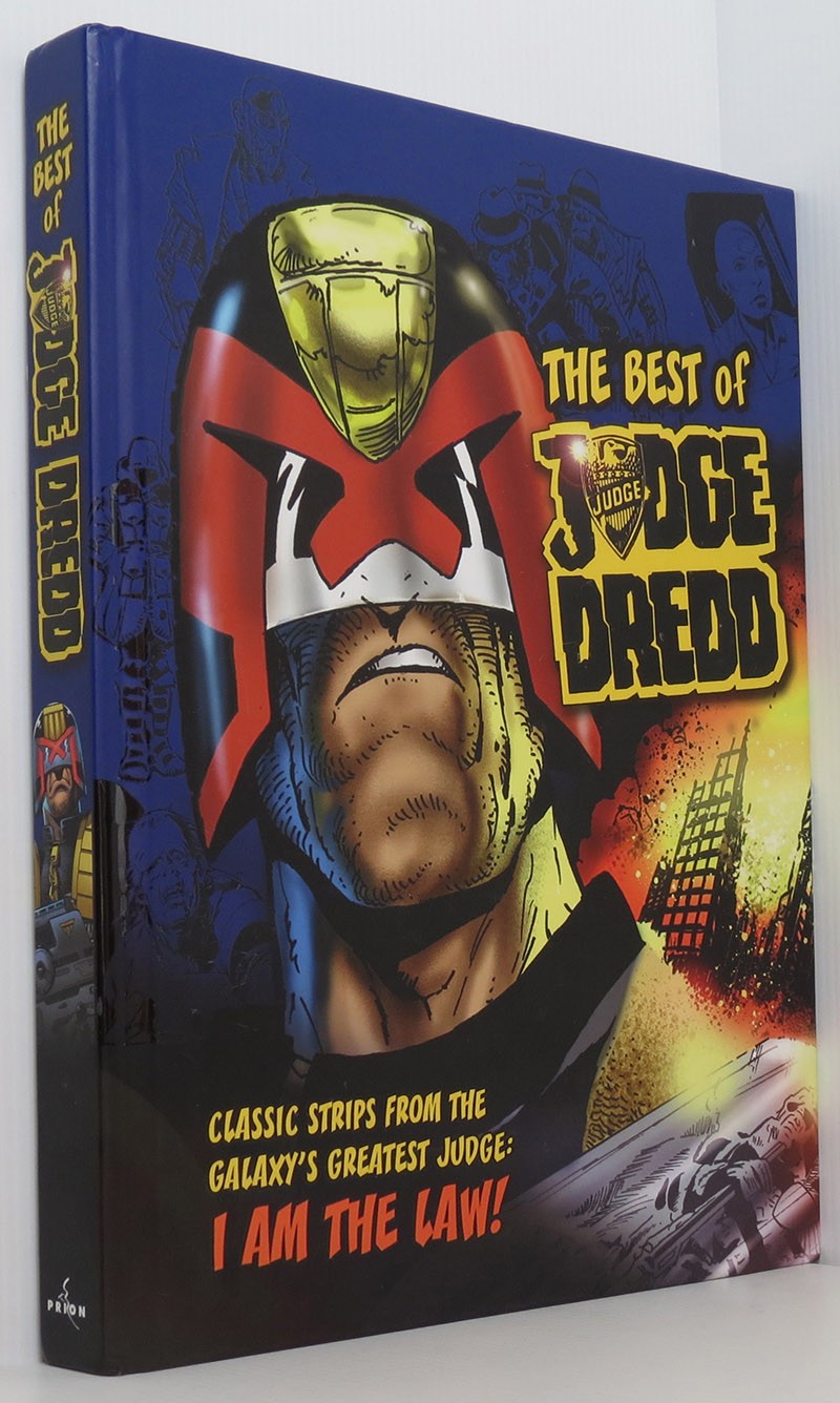"Image for The Best of ""Judge Dredd"""