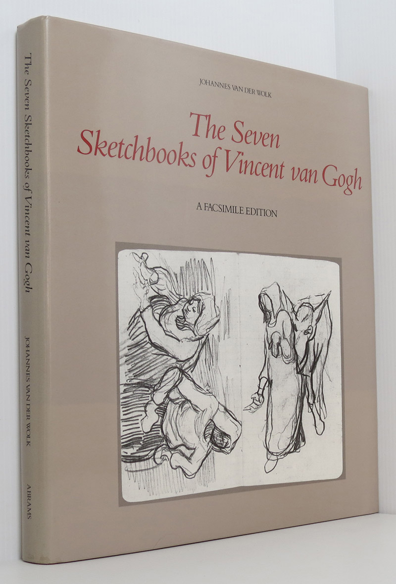 Image for Seven Sketchbooks of Vincent Van Gogh