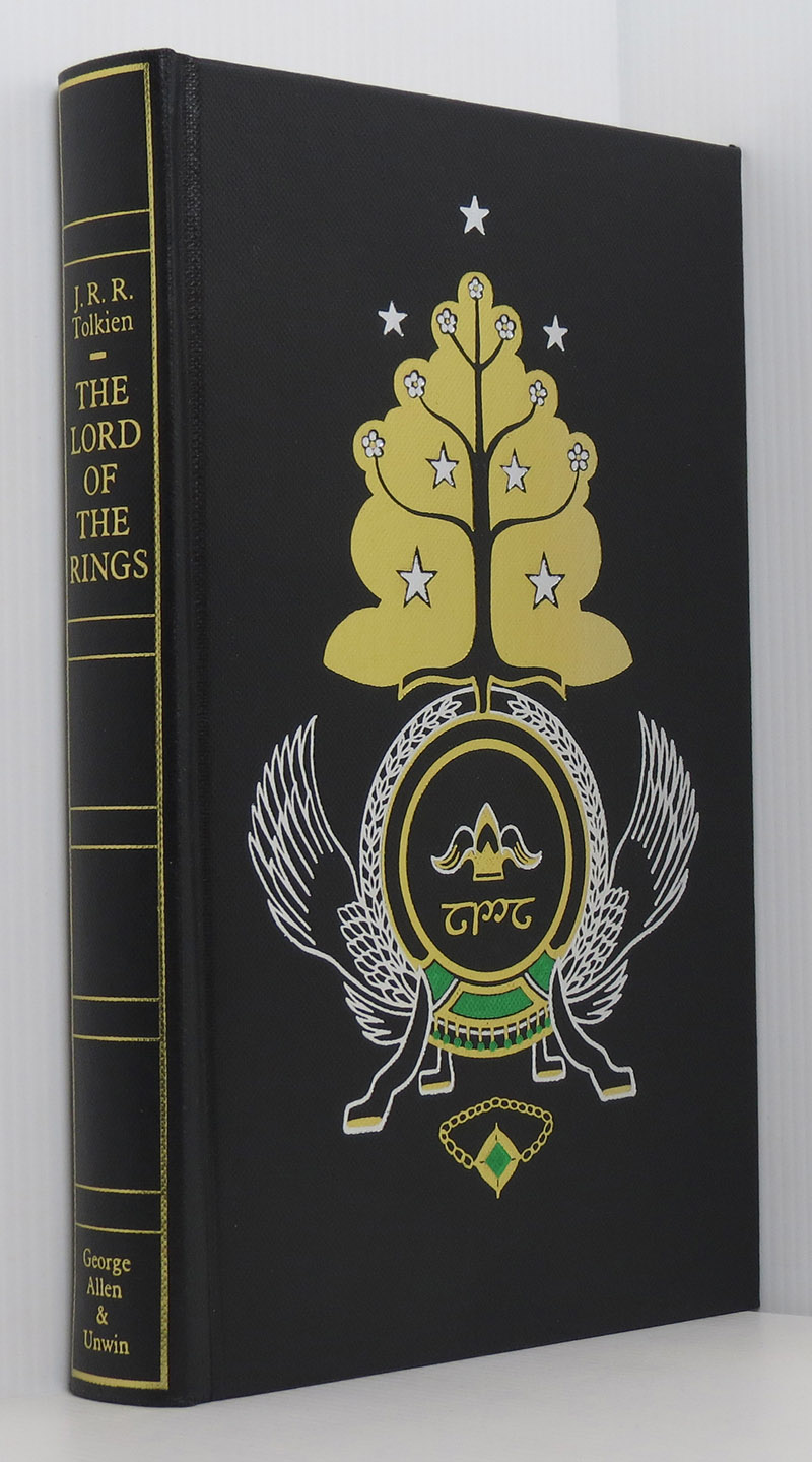 Image for The Lord of the Rings (Deluxe India Paper Edition)