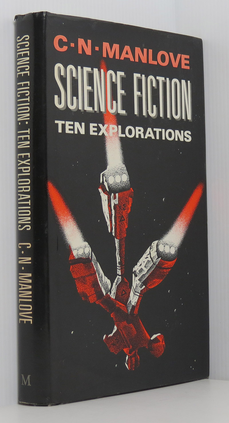 Image for Science Fiction: Ten Explorations