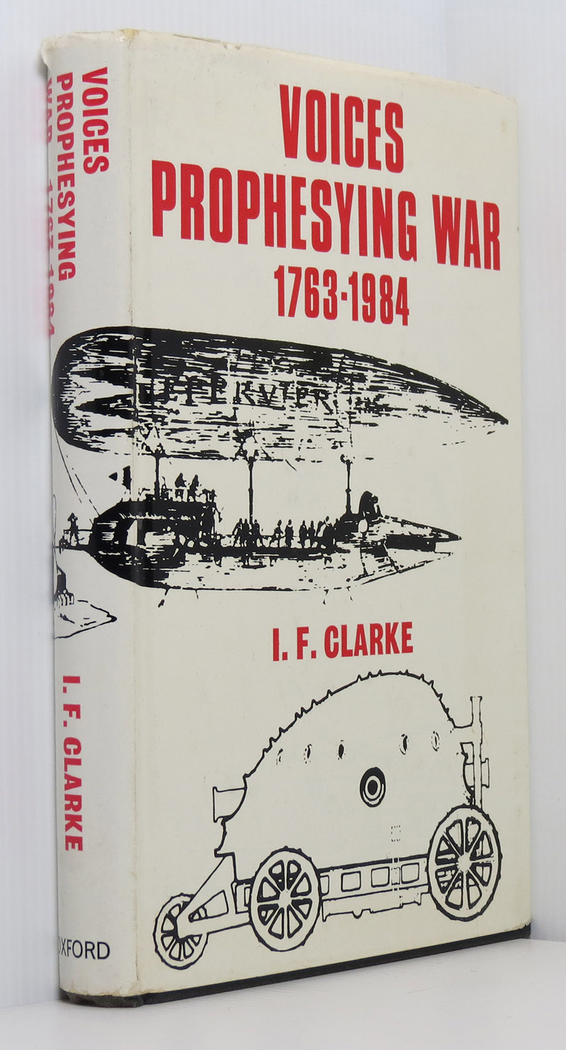 Image for Voices Prophesying War 1763-1984 (Review Copy)