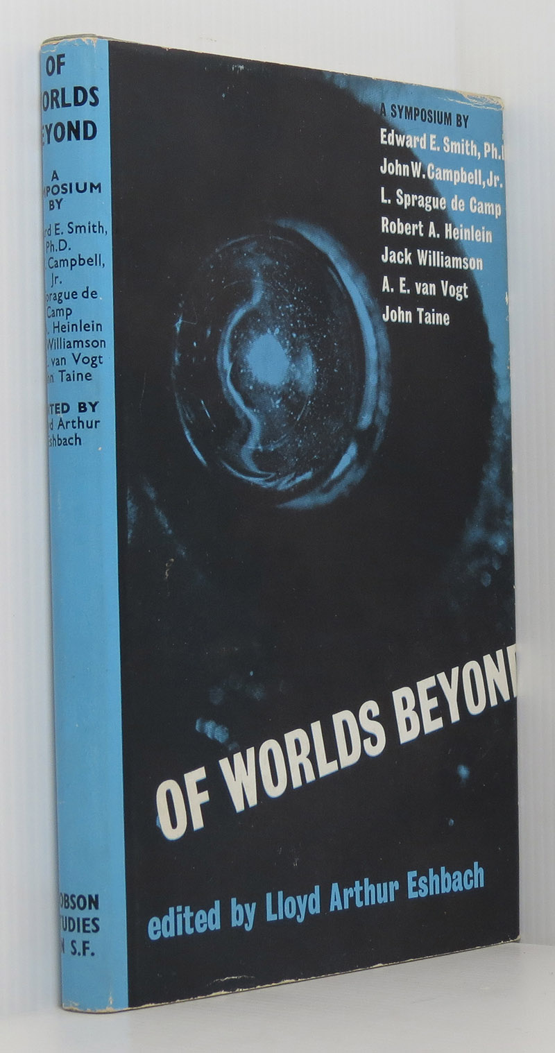 Image for Of Worlds Beyond: The science of science fiction writing: a symposium