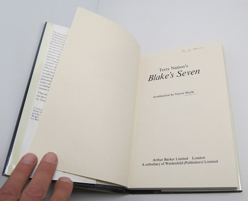Image for Blake's Seven