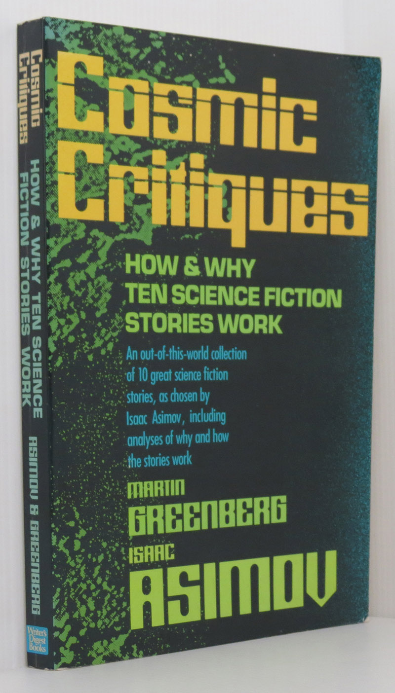 Image for Cosmic Critiques: How and Why Ten Science Fiction Stories Work