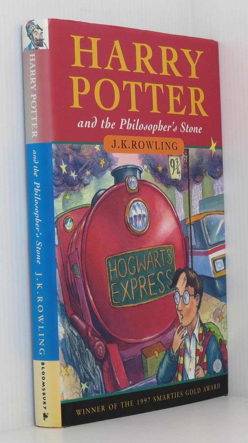 Image for Harry Potter and the Philosopher's Stone (1st edition 4th printing HB 1997)