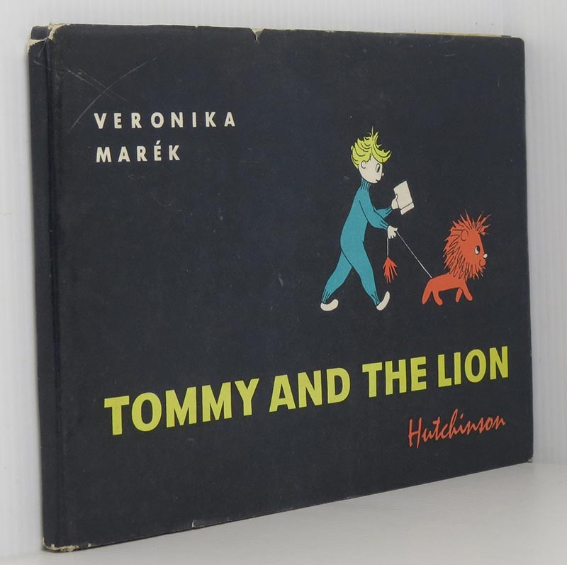 Image for Tommy and the Lion (1st/1st 1964)