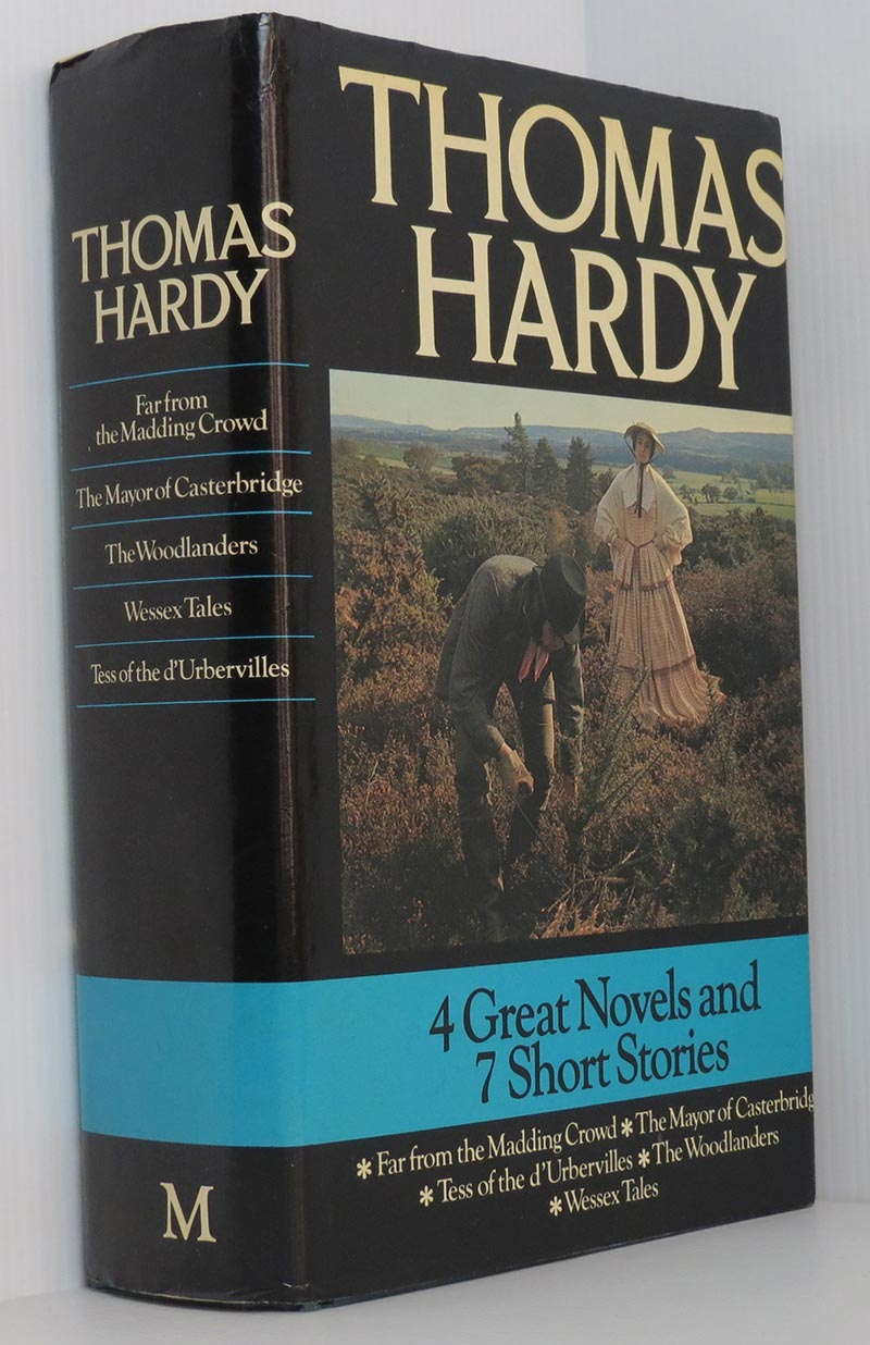 Image for The Thomas Hardy Omnibus (contains Far from the Madding Crowd, The Mayor of Casterbridge, Tess, The Woodlanders and Wessex Tales)