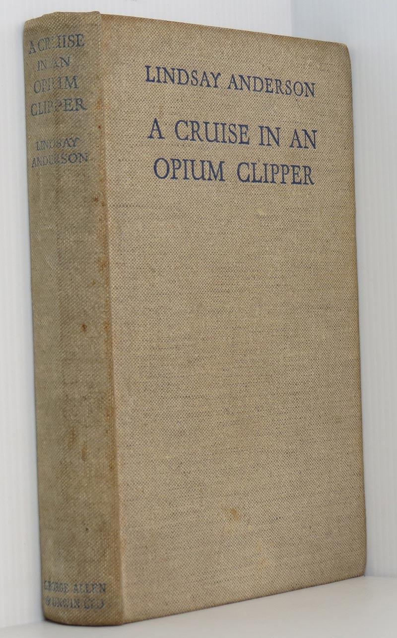 Image for A Cruise in an Opium Clipper