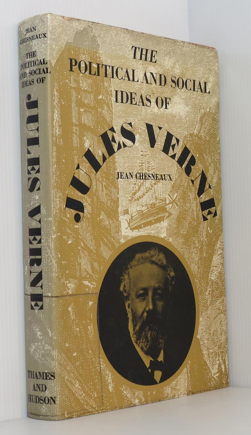 Image for The Political and Social Ideas of Jules Verne