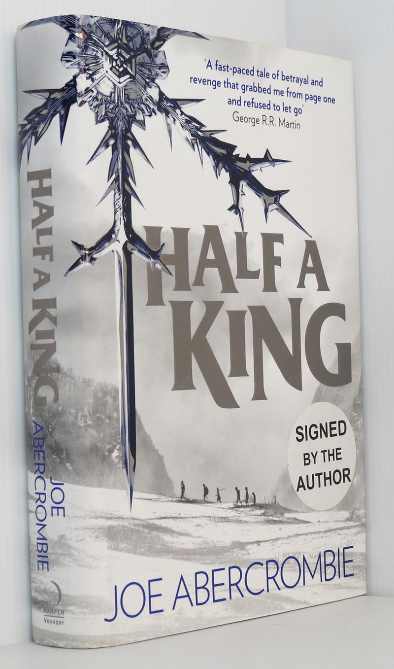 Image for Half A King (Signed) 1st/1st fine