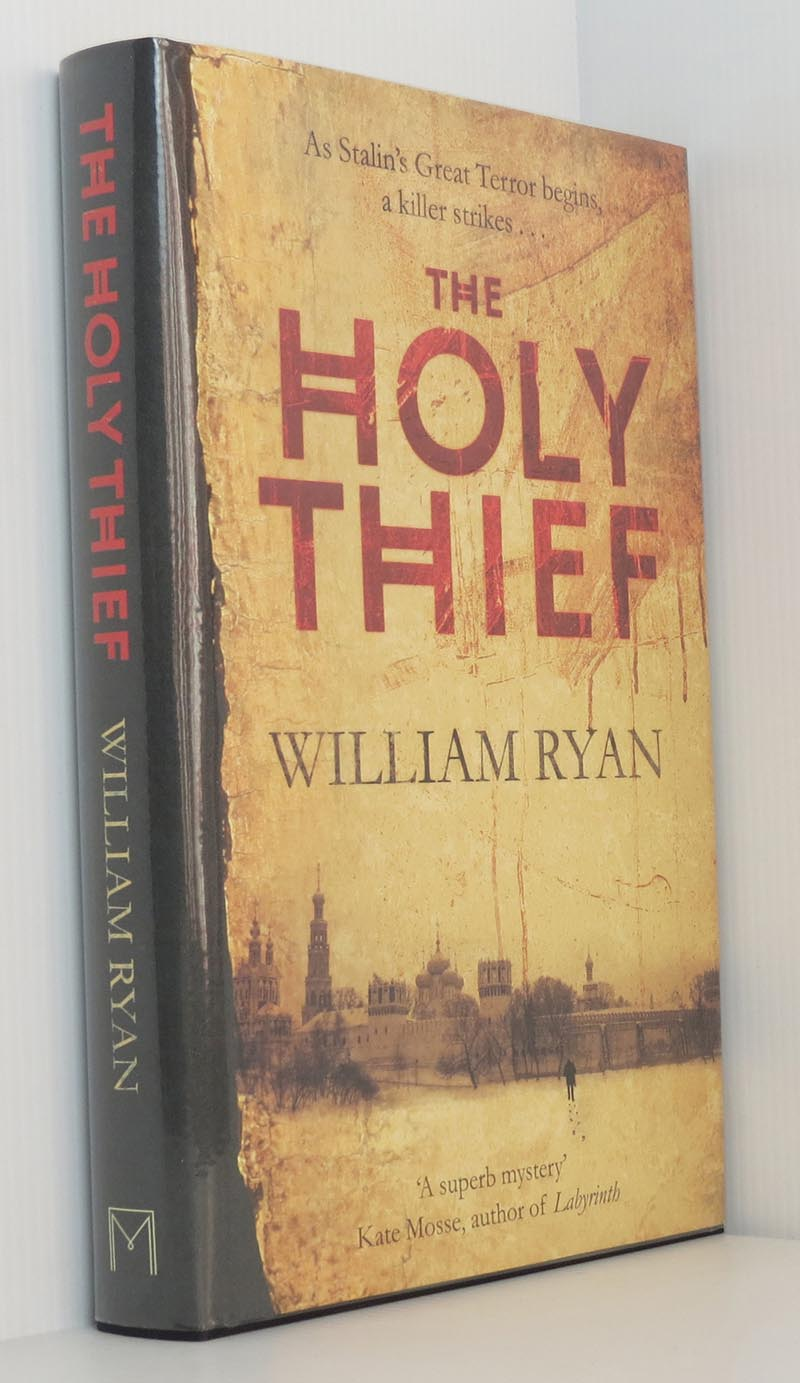 Image for The Holy Thief (1st/1st Ltd ed. Signed)
