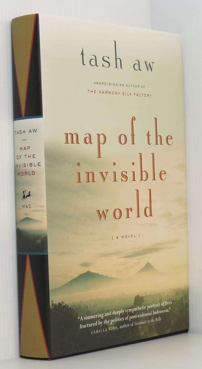 Image for Map Of The Invisible World (Signed)