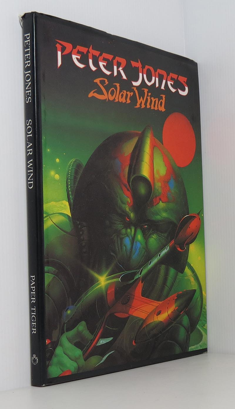 Image for Solar Wind