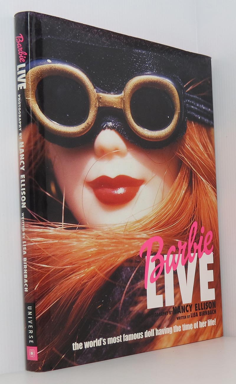 Image for Barbie Live: The World's Most Famous Doll Having the Time of Her Life!