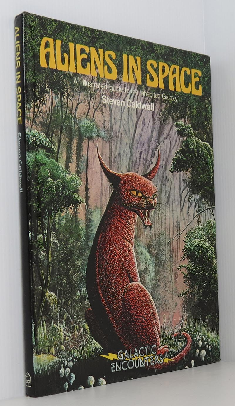 Image for Aliens in Space: An Illustrated Guide to the Inhabited Galaxy