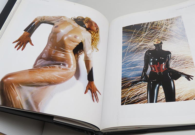 Image for Fetish: Masterpieces of Erotic Fantasy Photography (Special Edition with Rubber Jacket)