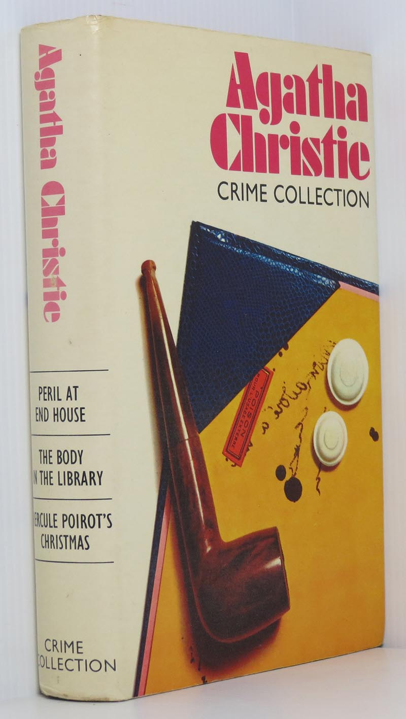 Image for Agatha Christie Crime Collection: Peril at End House, The Body in the Library, Hercule Poirot's Christmas
