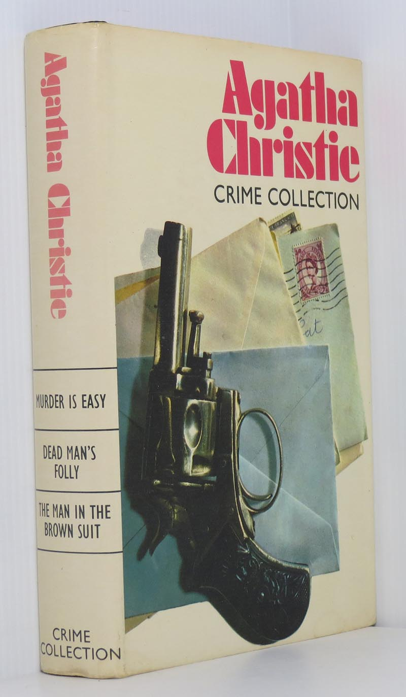 Image for Agatha Christie Crime Collection:  Murder is Easy, Dead Man's Folly, The Man in the Brown Suit