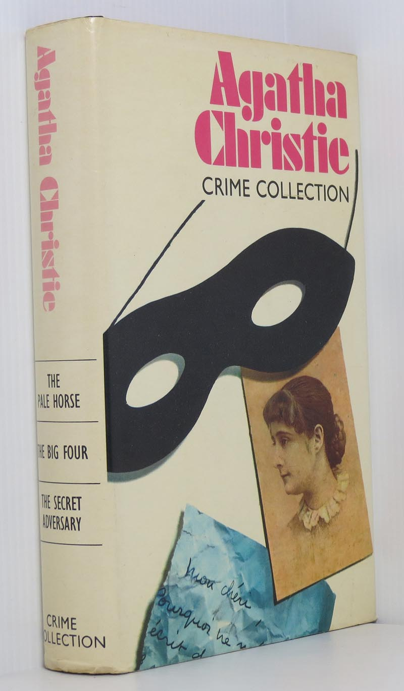 Image for Agatha Christie Crime Collection: The Pale Horse, The Big Four, The Secret Adversary