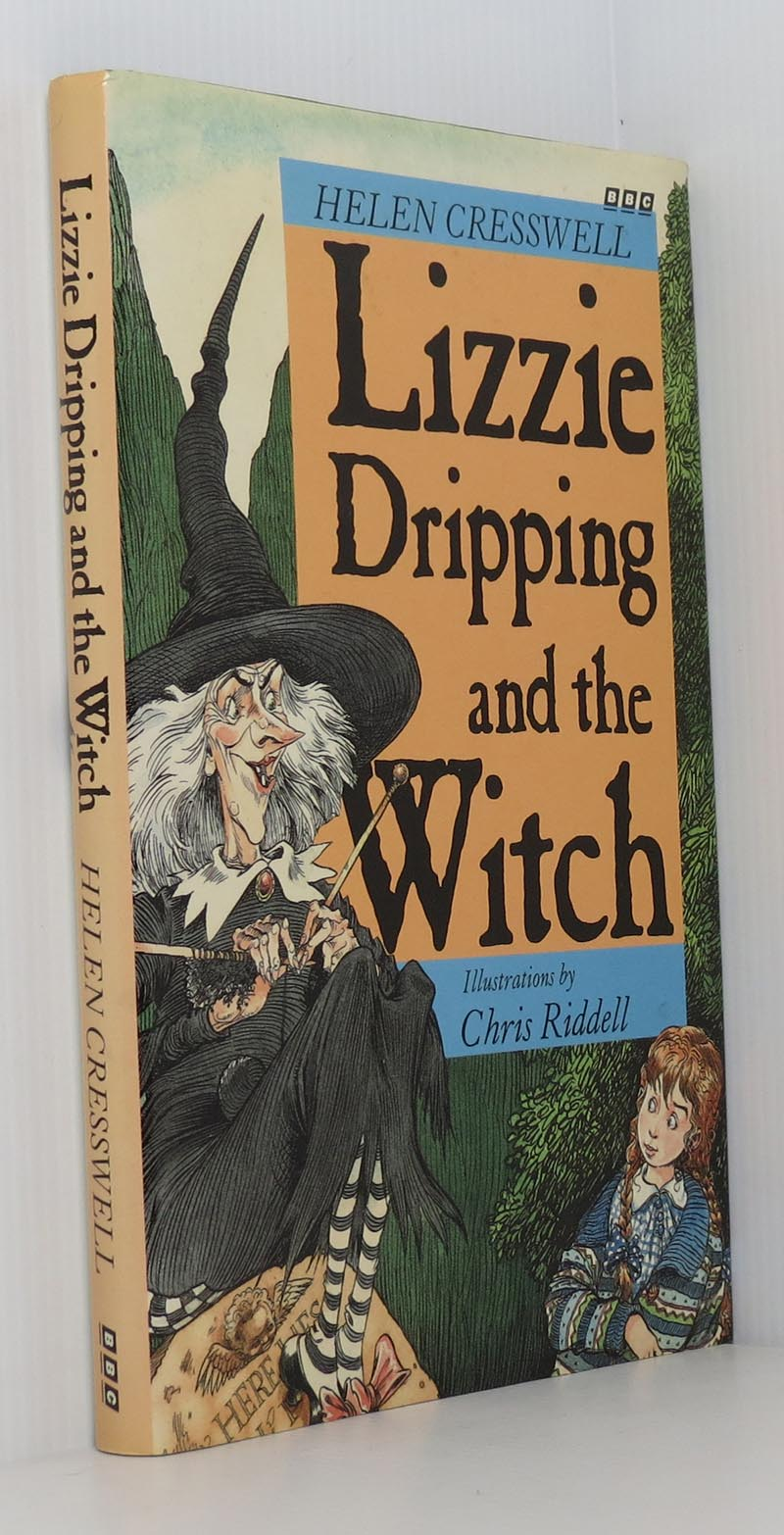 Image for Lizzie Dripping and the Witch (signed)