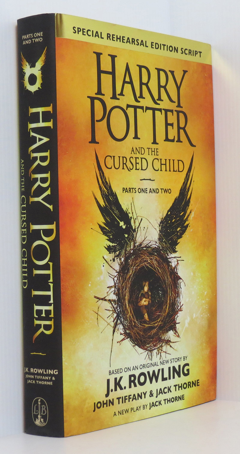 Image for Harry Potter and the Cursed Child Parts One and Two
