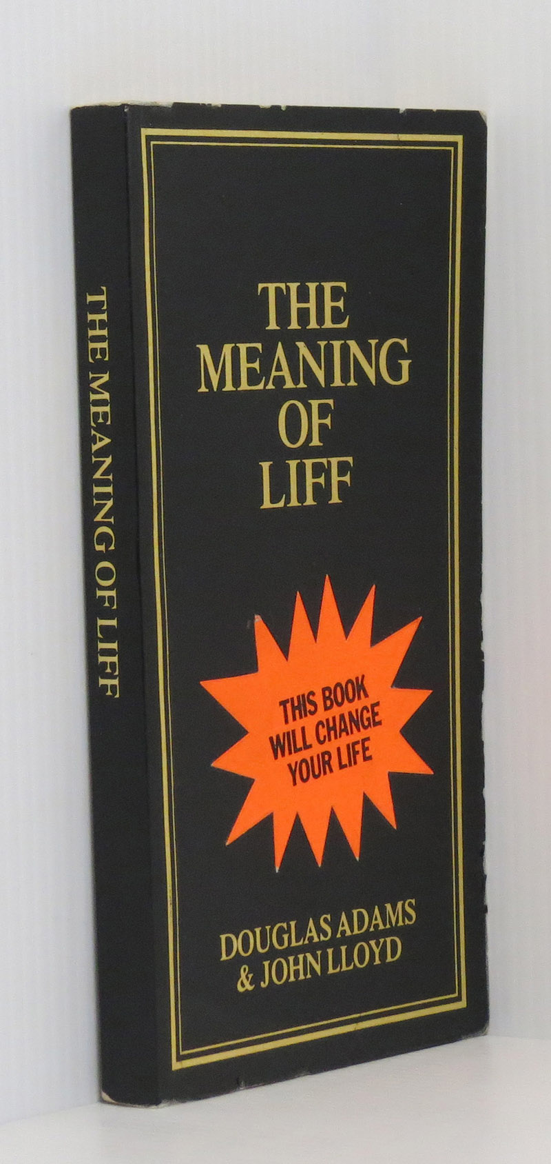 Image for The Meaning of Liff (Signed)