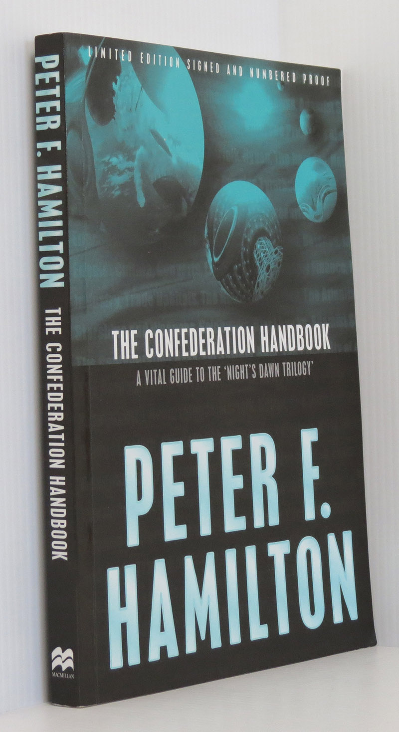 Image for The Confederation Handbook (Signed Limited Edition Proof Copy)