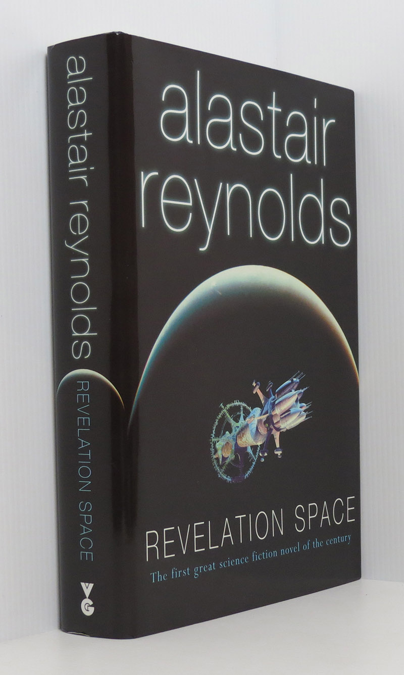 Image for Revelation Space (signed 1st/1st Review Copy)