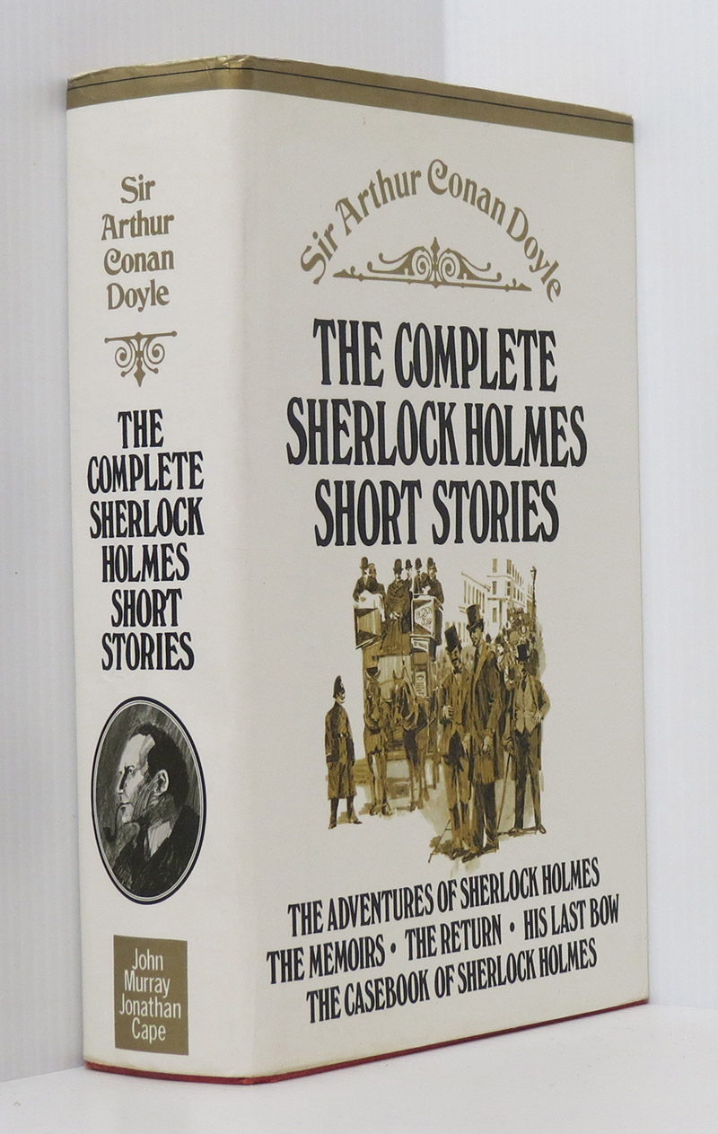 Image for The Complete Sherlock Holmes Short Stories: His Adventures, Memoirs, Return, His Last Bow & The Casebook