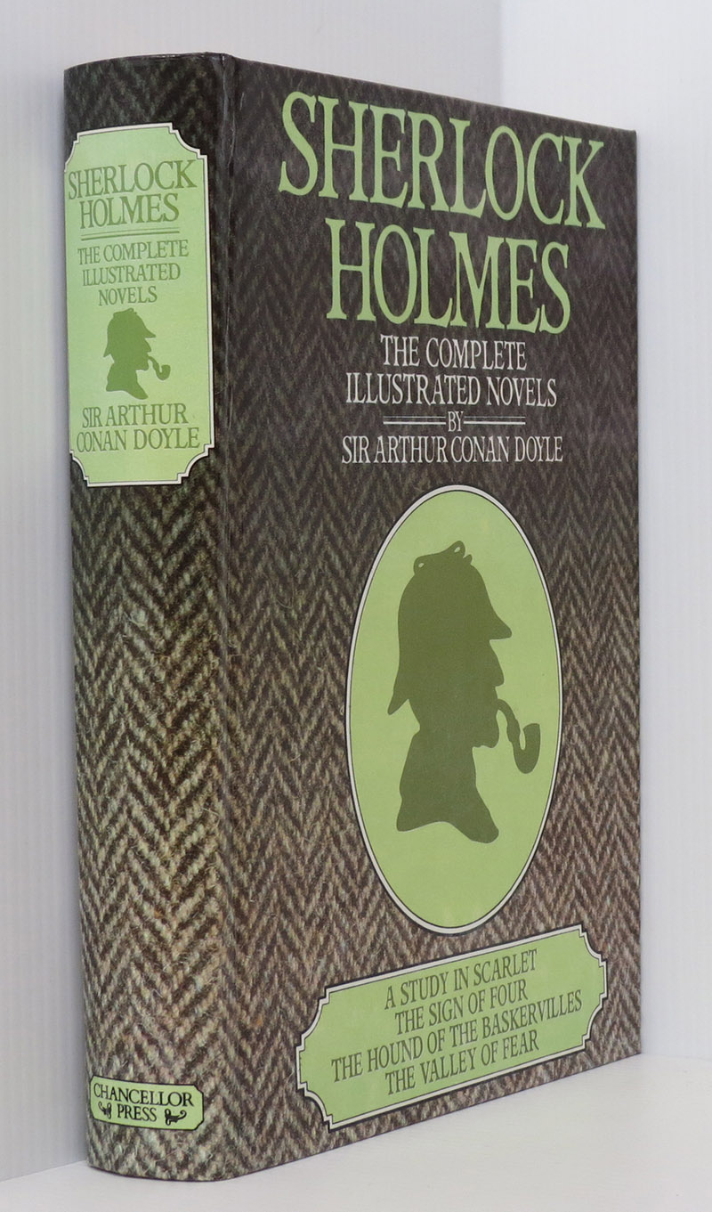 Image for Sherlock Holmes: The Complete Illustrated Novels