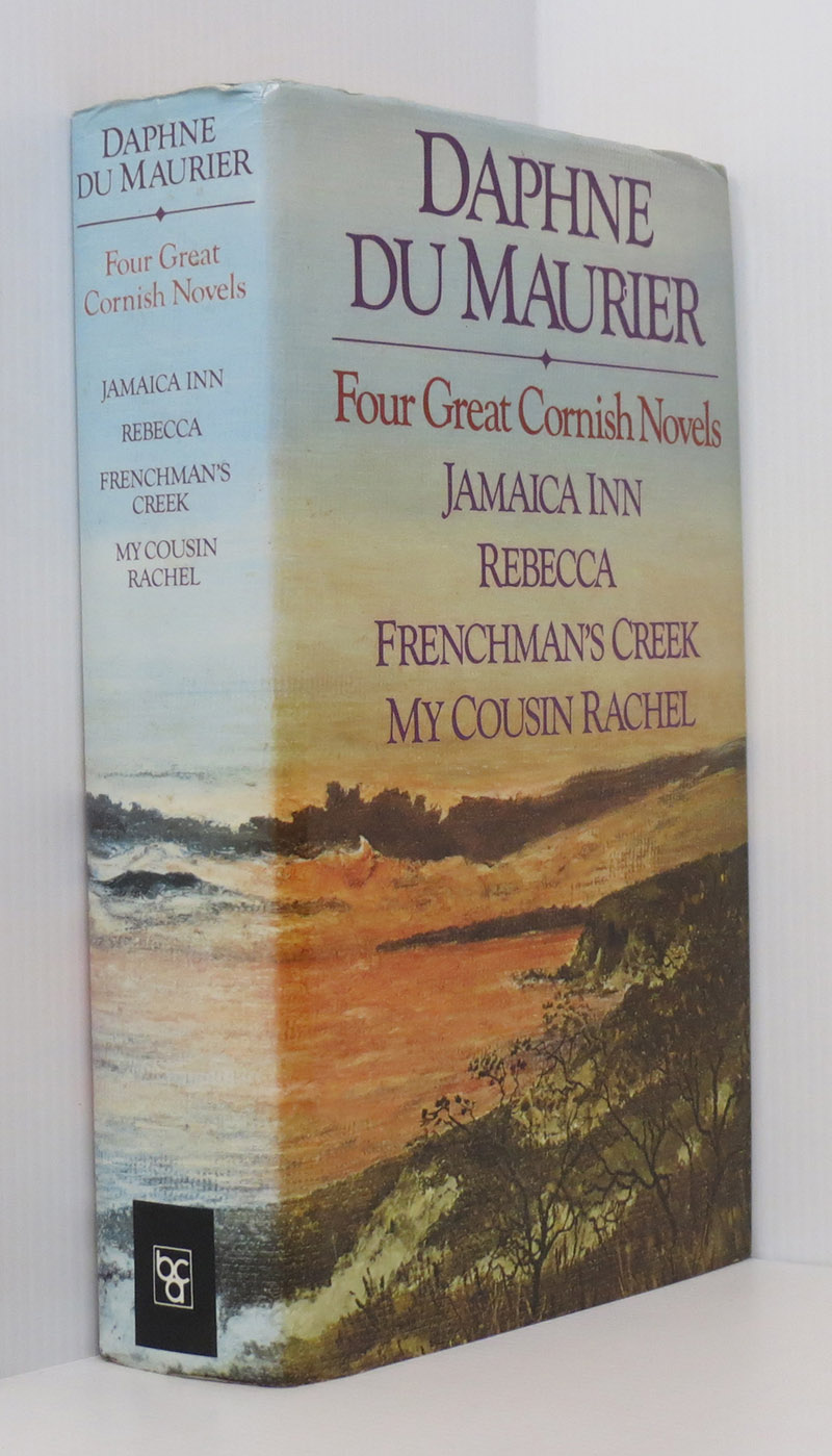Image for Four Great Cornish Novels omnibus: Jamaica Inn; Rebecca; Frenchman's Creek; My Cousin Rachel